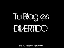 premio tu blog es divertido