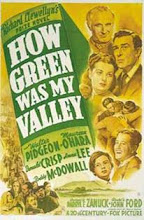 1942 – Como Era Verde o Meu Vale (How Green Was My Valley)