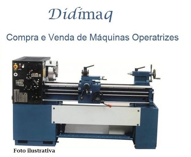 Compra e Venda de Máquinas Operatrizes