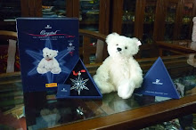 THE SWAROVSKI TEDDY BEAR (STEIFF,GERMANY) LIMITED EDITION NO.01558