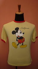 MICKEY MOUSE 50/50 VINTAGE