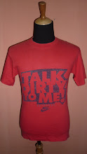 TALK DIRTY TO ME OUTDOOS NIKE (VINTAGE) SOLD