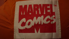MARVEL COMICS (BLOODY RARE) SIZE L