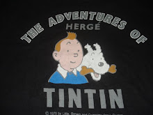 The Adventure Of Herge TINTIN 1975 (SOLD)