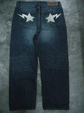 Bathing Ape Jeans (SOLD)