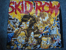 Skid Row (Vintage Iron On) SOLD
