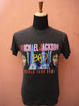 Michael Jackson Bad Tour 88 (Front)