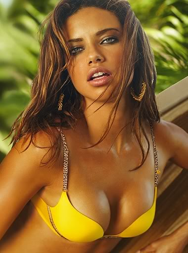 What Does Adriana Lima Look For in a Man? - Watch more amazing videos here