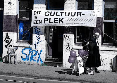 dit is een cultuurplek; ©Dreaming in Neon 2007