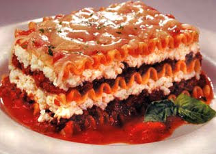 How to prepare the worlds best lasagna