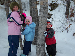 Kids at Provincial Park