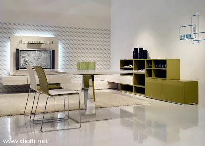 Arredamenti diotti a f il blog su mobili ed arredamento d 39 interni il giusto stile il nostro - Mobili laccati lucidi ...