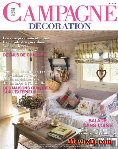 Riviste specializzate shabby chic interiors for Art e decoration rivista