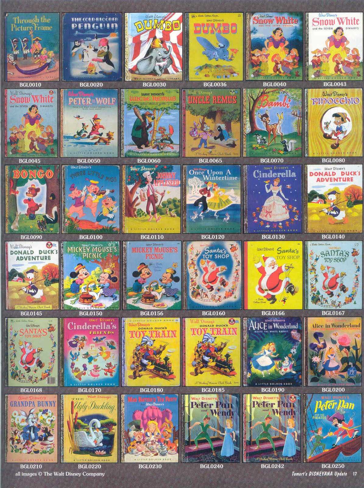 Little Golden Books Vintage Lot of 25 (.59 cover prices)