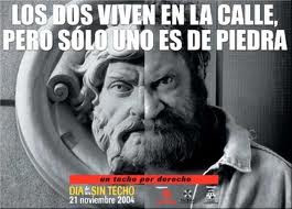 Dia de Los Sin Techo