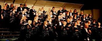 Coastal Chorale Christmas show