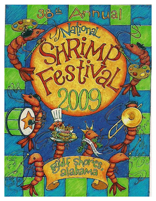 38th Annual National Shrimp Festival 2009