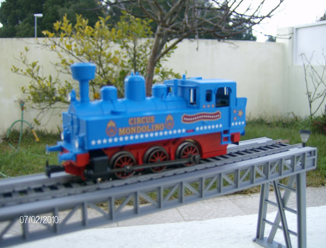 Locomotiva a Vapor Marklin H0