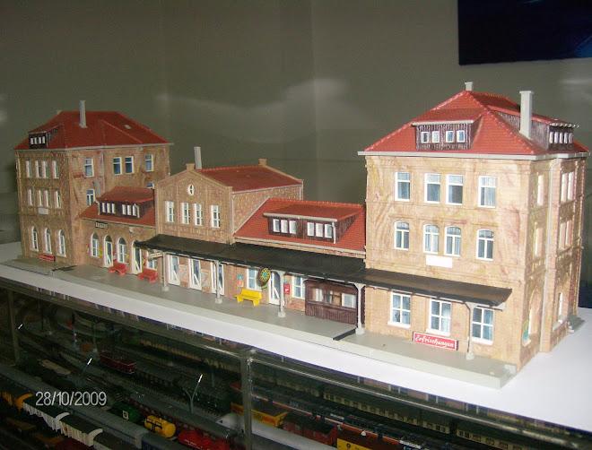 Estação de Calw ( Alemanha)