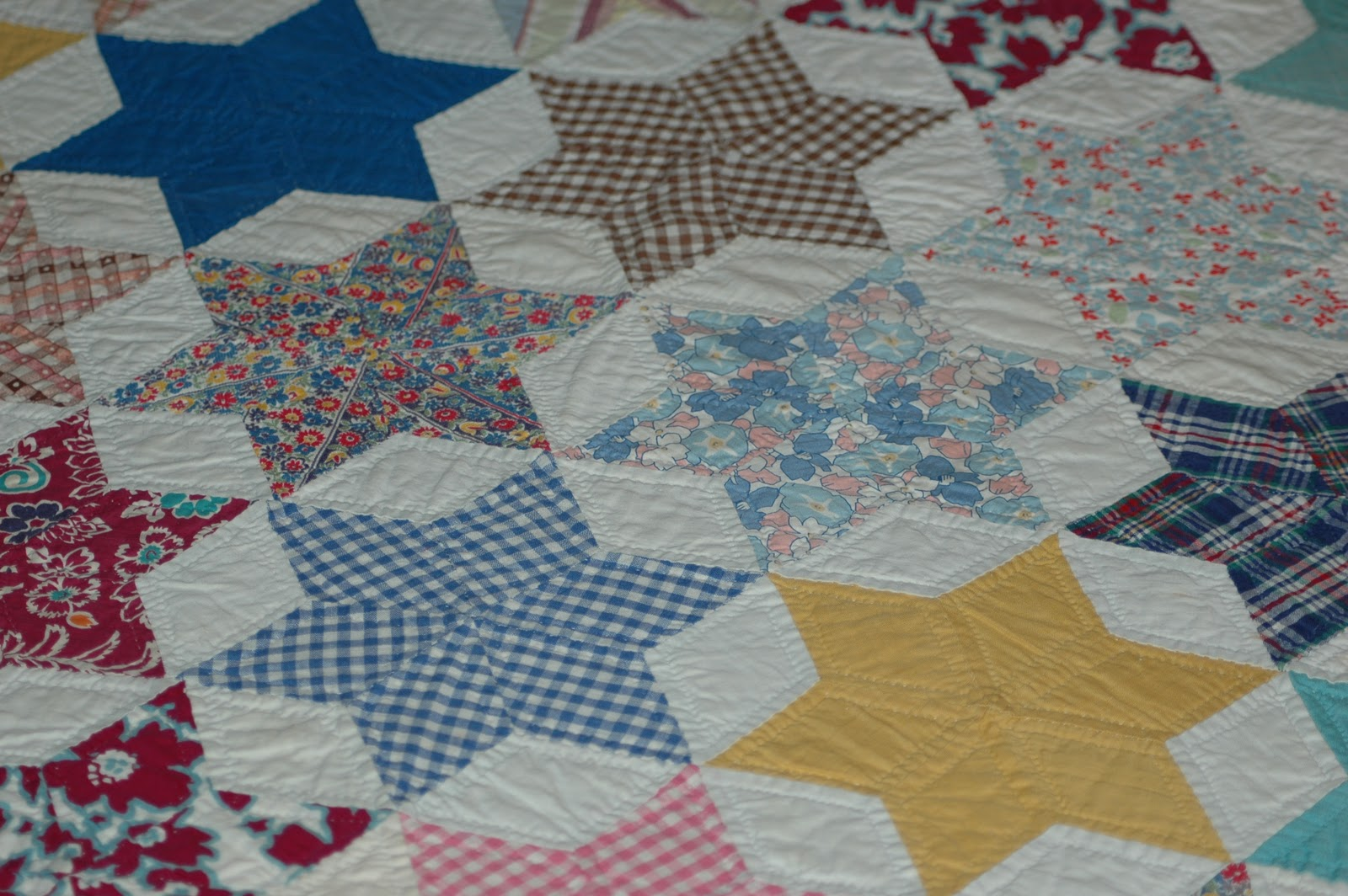 Sewn and Grown: The Quilts that Raised Me