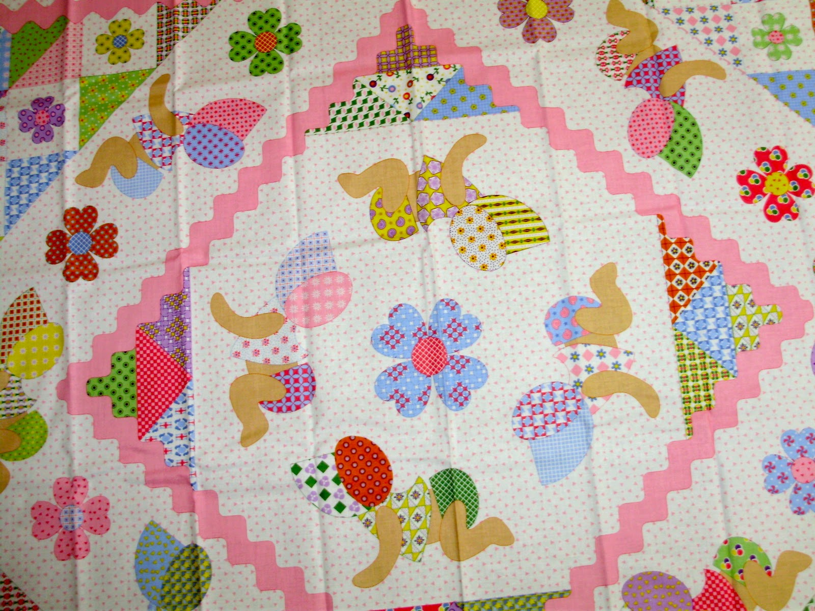 Quilters Crossing: Scrappy Happy Baby and more!