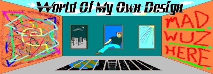 World Of My Own Design