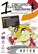 I CIRCUITO CARRERAS POPULARES GUADALAJARA