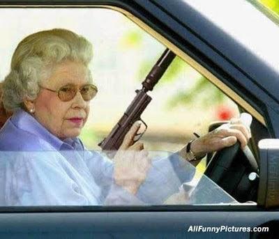 Gun Toting Granny