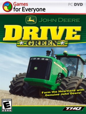 john deere drive green Pc Game