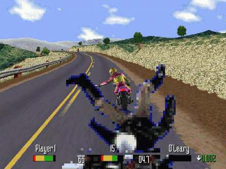 Arcade Auto Racing Games on Forerunner Of Such Violent Games As The Grand Theft Auto Series