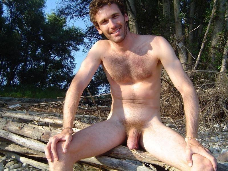 голый парень частное фото
