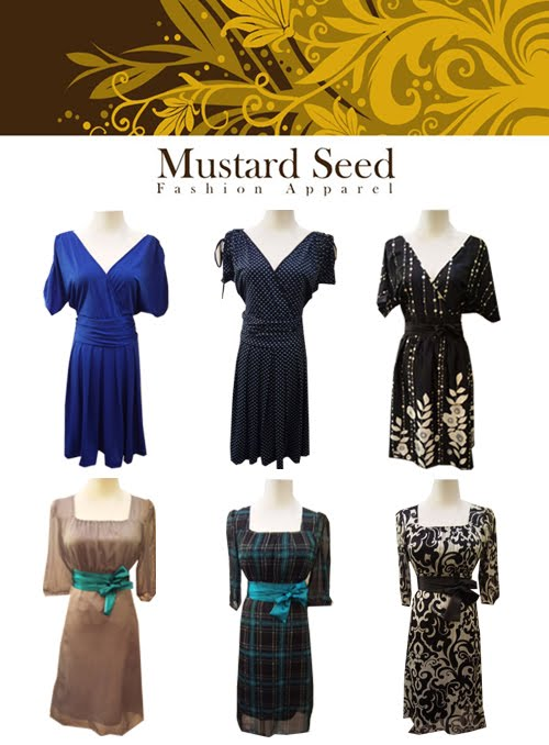TIMELESS CLASSIC DRESSES