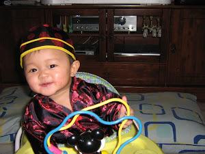1st Chinese New Year...