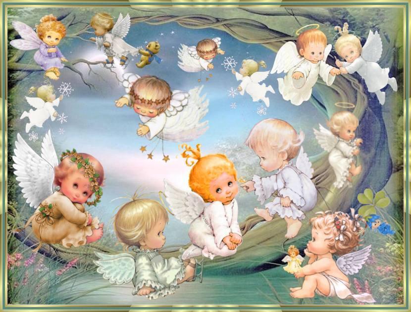De angelito que sea la que vibre contigo la que te guste en idioma