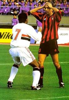 Intercontinental 1993: São Paulo x Milan Milan