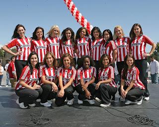 ChivaGirls, Chivas USA