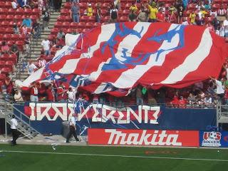 Chivas USA, fans, Irreverente