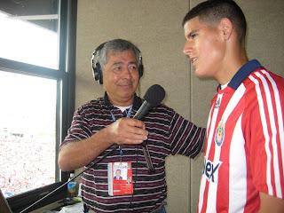 Rigo Cervantez, Sueno MLS, Chivas USA, Briant Reyes