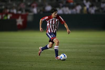 Sacha Kljestan, Chivas USA