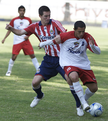 PHOTO: Simon Barber/Club Deportivo Guadalajara