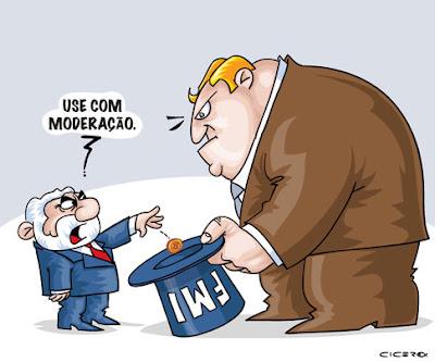 Desde 2008, FMI errou todas projeções para o Brasil