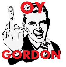 OY GORDON YA CUNT.