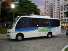 """Ônibus """"Conheça Santos"""""""