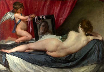 Venus del espejo. Velázquez