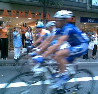 Tour de Francia en Barcelona