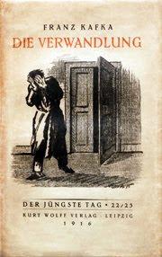 Die Verwandlung. Kafka, 1916