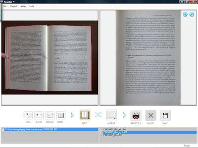 Caso 1: separazione delle pagine