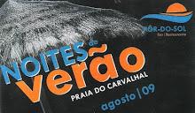 Agenda: 12 Agosto - Praia do Carvalhal