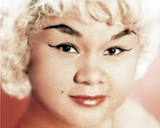 Sistah of Rock Portrait: Etta James