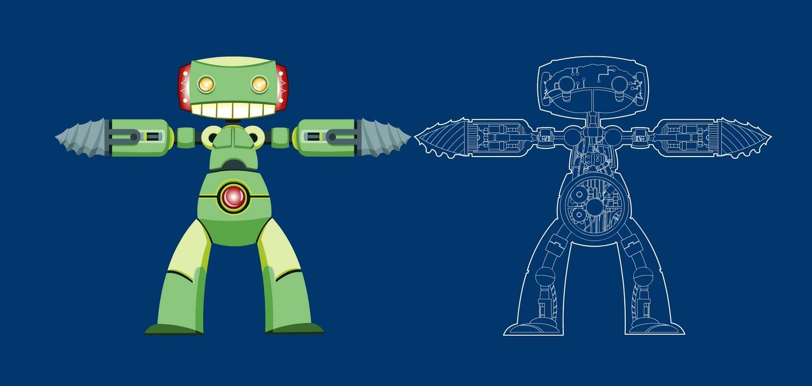 Robot Blueprints
